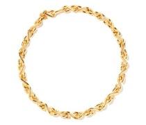 S-link Gold-vermeil Choker