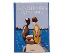 French Riviera Book Clutch