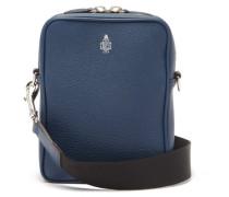 Scott Grained-leather Cross-body Bag