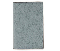 Grained-leather Wallet