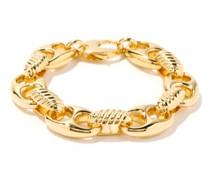 Blondeau 18kt Gold-vermeil Bracelet