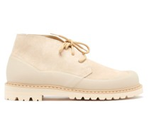 Asiago Suede Desert Boots