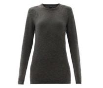 Longline Mélange Sweater