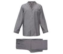 Piped Cotton Pyjamas