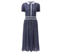 Elvis Knitted Cashmere-blend Midi Dress