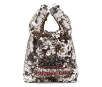 Fisherman's Friend Recycled-satin Tote Bag