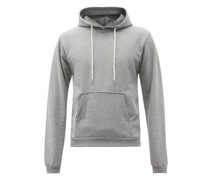 Beach Cotton-blend Jersey Hooded Sweatshirt