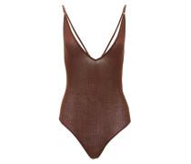 Liam Rib-knitted Bodysuit