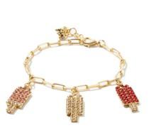 Gelateria Ice Lolly-charm Crystal Bracelet