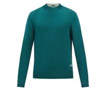 Lawrence Mesh-insert Sweater