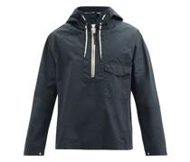 Boardman Hooded Cotton-ripstop Jacket
