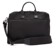 Adventure Pathfinder Slim Leather-trim Briefcase