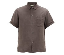 Willy Short-sleeved Tencel Shirt