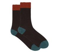 Thornham Ribbed Socks