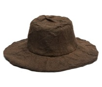 Tos Crushed-jute Hat