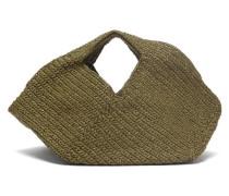 Mini Pinwheel Woven Bag