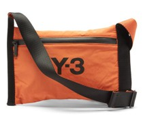 Logo-print Shell Cross-body Bag