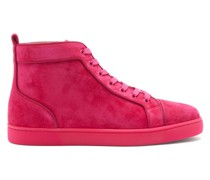 Louis Orlato Suede High-top Trainers