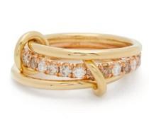 Sonny Mx Diamond & 18kt Gold Ring