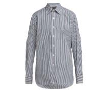 Bengal-stripe Slim-fit Cotton Shirt