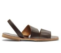 Aloc Leather Sandals