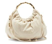 Croissant Jungla Canvas Cross-body Bag