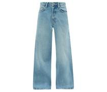 Stride Wide-leg Jeans