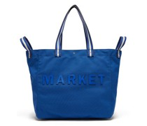 Household Market Recycled-canvas Tote Bag