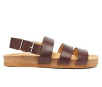Raphael Leather Sandals