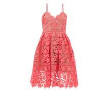 Azaelea Floral Guipure-lace Dress