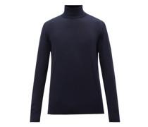 Jermaine Roll-neck Merino-wool Sweater