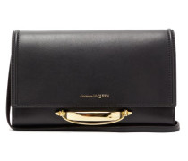 Small Story Leather Clutch