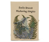 Wuthering Heights Embroidered Book Clutch