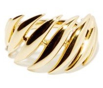 Flame 18kt Gold Ring