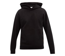 Forres Cotton-blend Hooded Sweatshirt