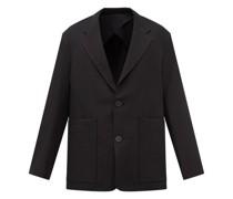 Conde Cotton-blend Twill Suit Jacket