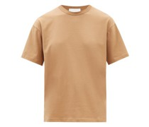 X Suzanne Koller Alma Cotton-jersey T-shirt