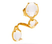 Drip Gold-vermeil Single Earring