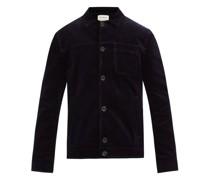 Clerkenwell Check Cotton-flannel Shirt