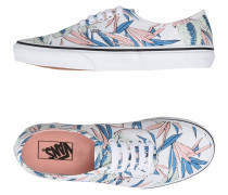 UA AUTHENTIC - TROPICAL LEAVES Low Sneakers & Tennisschuhe