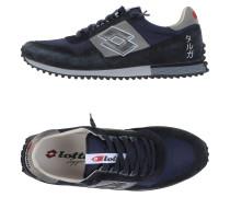 TOKYO TARGA SUEDE AND RIPSTOP NYLON Low Sneakers