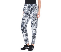 LOW RISE FLEECE PANT PRINTED Hose