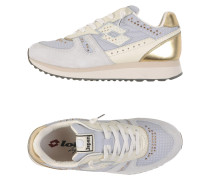 TOKYO WEDGE W SUEDE AND NYLON Low Sneakers & Tennisschuhe