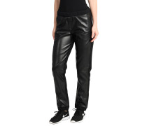 JOGGER FAUX LEATHER B.SOCIAL Hose