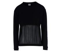 MAGLIA ML DOUBLE MATERIAL Sweatshirt