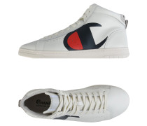 LEATHER MID LOGO BIG High Sneakers & Tennisschuhe