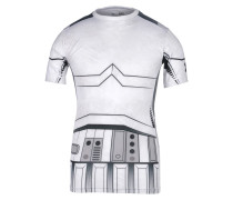 Trooper Full Suit Comp SS-WHT T-shirts