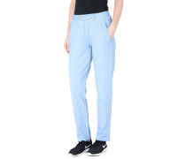 STRAIGH PANT WITH PAILLETTES Hose