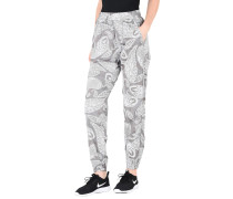 SATEEN PRINTED JOGGER Hose