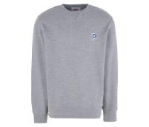 REDLANDS EMBROIDERED PATCH CREW NECK SWEAT Sweatshirt